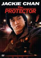 The Protector - DVD cover (xs thumbnail)