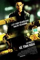 Jack Reacher - Vietnamese Movie Poster (xs thumbnail)