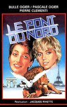 Le pont du Nord - French VHS cover (xs thumbnail)