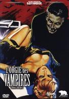 Mostro dell'opera, Il - French DVD cover (xs thumbnail)