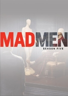 """Mad Men"" - DVD movie cover (xs thumbnail)"