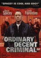 Ordinary Decent Criminal - Australian DVD cover (xs thumbnail)