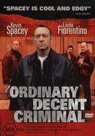 Ordinary Decent Criminal - Australian DVD movie cover (xs thumbnail)