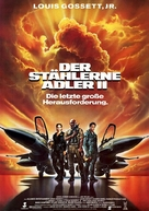 Iron Eagle II - German Movie Poster (xs thumbnail)