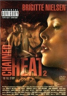 Chained Heat II - German DVD cover (xs thumbnail)