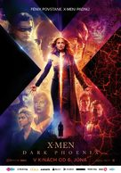 Dark Phoenix - Slovak Movie Poster (xs thumbnail)