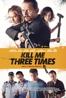 Kill Me Three Times - Movie Poster (xs thumbnail)