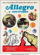 Allegro non troppo - Italian Movie Poster (xs thumbnail)