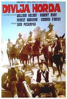 The Wild Bunch - Yugoslav Movie Poster (xs thumbnail)