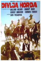 The Wild Bunch - Yugoslav Movie Poster (xs thumbnail)