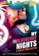 My Blueberry Nights - Dutch Movie Poster (xs thumbnail)