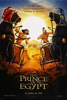 The Prince of Egypt - Movie Poster (xs thumbnail)