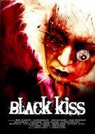 Burakku kisu - German Movie Poster (xs thumbnail)