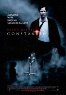 Constantine - Romanian Movie Poster (xs thumbnail)