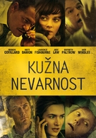 Contagion - Slovenian Movie Poster (xs thumbnail)