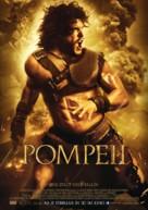 Pompeii - German Movie Poster (xs thumbnail)