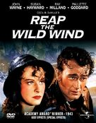 Reap the Wild Wind - DVD cover (xs thumbnail)