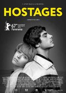 Hostages - British Movie Poster (xs thumbnail)