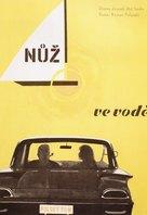 Nóz w wodzie - Czech Movie Poster (xs thumbnail)