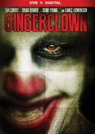 Gingerclown - DVD cover (xs thumbnail)