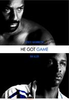 He Got Game - DVD cover (xs thumbnail)