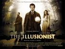 The Illusionist - British Movie Poster (xs thumbnail)