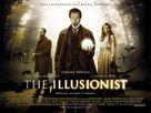 The Illusionist - British Movie Poster (xs thumbnail)