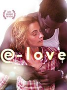 E-love - French Movie Cover (xs thumbnail)