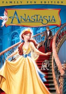 Anastasia - DVD movie cover (xs thumbnail)