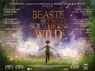 Beasts of the Southern Wild - British Movie Poster (xs thumbnail)