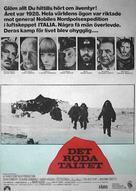 Krasnaya palatka - Swedish Movie Poster (xs thumbnail)