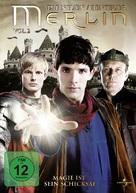"""Merlin"" - German Movie Cover (xs thumbnail)"