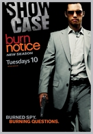 """""""Burn Notice"""" - Canadian Movie Poster (xs thumbnail)"""