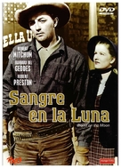 Blood on the Moon - Spanish DVD movie cover (xs thumbnail)