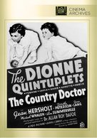 The Country Doctor - DVD cover (xs thumbnail)