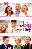The Big Wedding - British Movie Cover (xs thumbnail)
