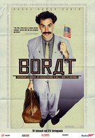Borat: Cultural Learnings of America for Make Benefit Glorious Nation of Kazakhstan - Polish Movie Poster (xs thumbnail)