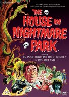 The House in Nightmare Park - British DVD cover (xs thumbnail)