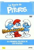 La flûte à six schtroumpfs - Spanish DVD cover (xs thumbnail)