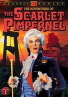 """The Scarlet Pimpernel"" - DVD cover (xs thumbnail)"