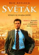 Man About Town - Czech DVD cover (xs thumbnail)