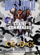 Cats & Dogs - Advance movie poster (xs thumbnail)