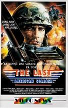 Commander - German VHS movie cover (xs thumbnail)