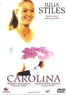 Carolina - Finnish DVD movie cover (xs thumbnail)