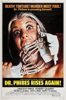 Dr. Phibes Rises Again - Movie Poster (xs thumbnail)