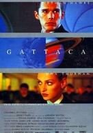 Gattaca - Spanish Movie Poster (xs thumbnail)