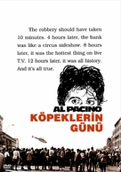 Dog Day Afternoon - Turkish DVD movie cover (xs thumbnail)