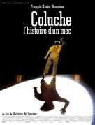 Coluche - French Movie Poster (xs thumbnail)