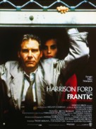 Frantic - French Movie Poster (xs thumbnail)