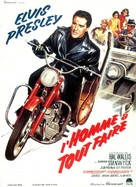 Roustabout - French Movie Poster (xs thumbnail)